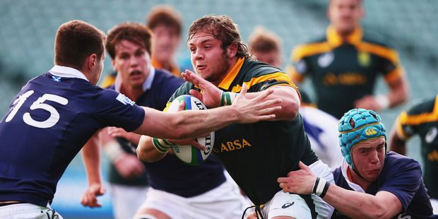 Rugby: Scotland brave before Junior Boks hit top gear - http://rugbycollege.co.uk/scotland-rugby/rugby-scotland-brave-before-junior-boks-hit-top-gear/