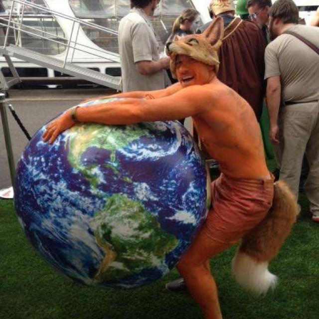 Disfraz de Firefox