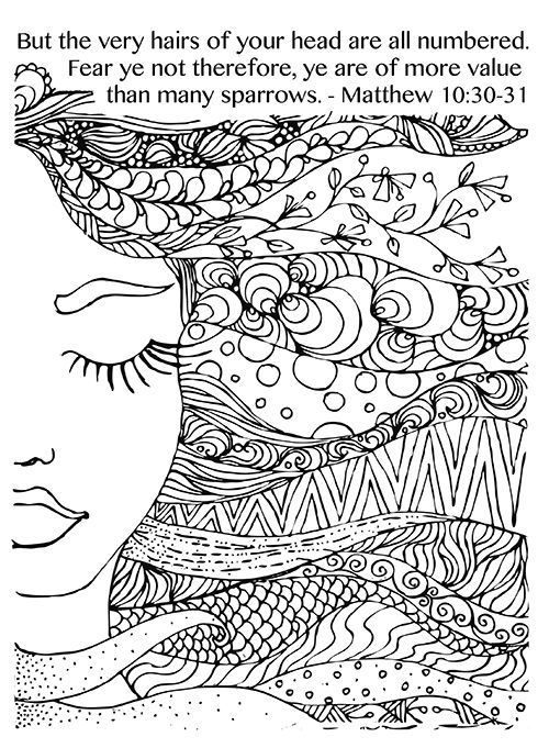 teen spiritual coloring pages - photo#4