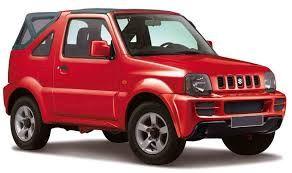 suzuki jimny cabrio manual 4x4