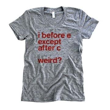 Grammar humor.: T Shirt, Grammar Humor, Style, English Language, Grammar Rule, English Teachers, Tshirt, The Rules