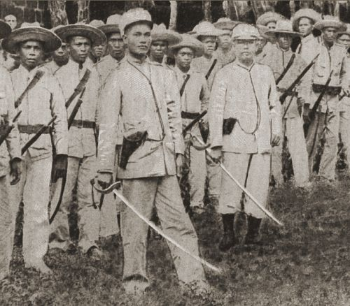 spanish american war and philippine revolution battle Background battle of manila bay emilio the philippine revolution and the spanish-american war spanish rule came to an end as a result of the philippine.