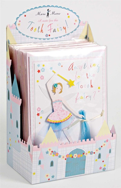 Tooth Fairy cards!