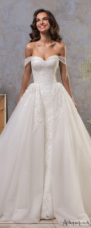 Amelia Sposa 16 Brautkleid #Hochzeiten #Hochzeitskleider