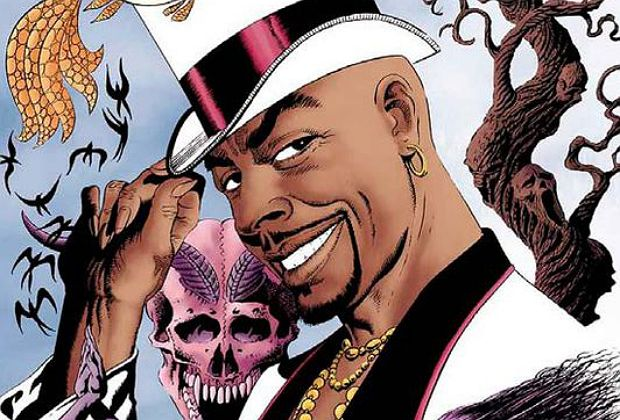 CONSTANTINE Casts Michael James Shaw as Papa Midnite