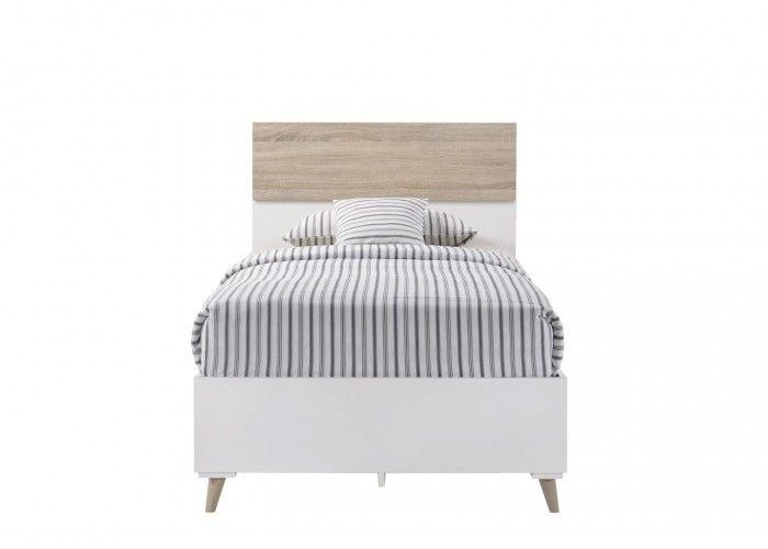 Stockholm Scandinavian Single Bed Single Bed Frame Single Bed Bed