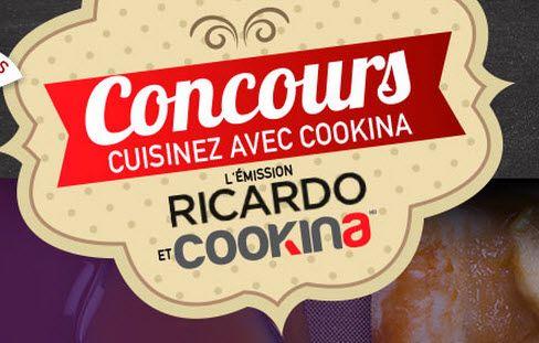 Gagnez des cours de cuisine à votre domicile - Quebec echantillons gratuits