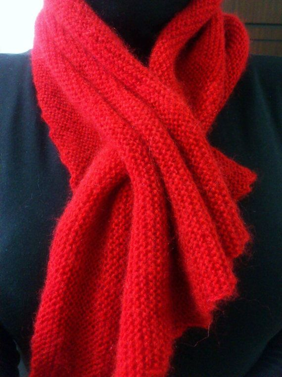 All about the Red by Julie McDowell on Etsy