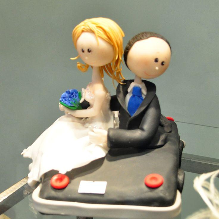 Me encantan los novios de cerámica en frío ¡Hay muchísimos tipos! Encontrarás el que más te identifique .... #fidanzato #Novios #Wedding #Love #Marriage #LCB #Princess #Groom #Sueño #Vsco #Vscocam #Happy #Brides #Groom #Estilo #Tendencia #Moda #Love #HappyDay #Eldíamásimportante #AmorEterno