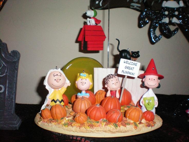 Great pumpkin, Charlie Brown!