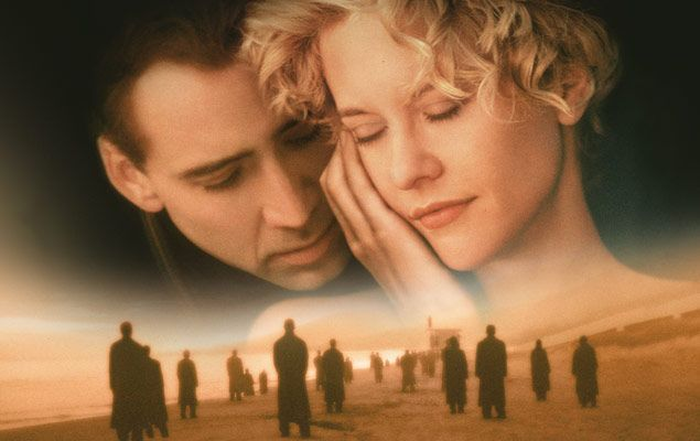 Seth, angel, from the movie, City of Angels (1998) - played by Nicholas Cage