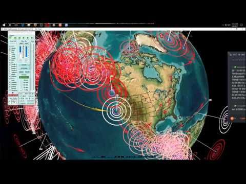 3/06/2017 -- Nightly Earthquake Update + Forecast -- West Coast hit + New deep EQ's hit Pacific #Dutchsinse