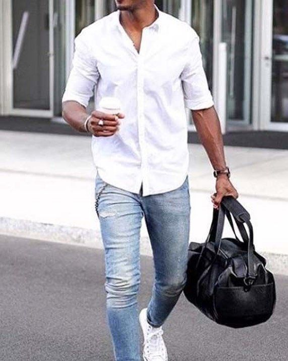 214 best Men's Fashion images on Pinterest | Casual clothes ...
