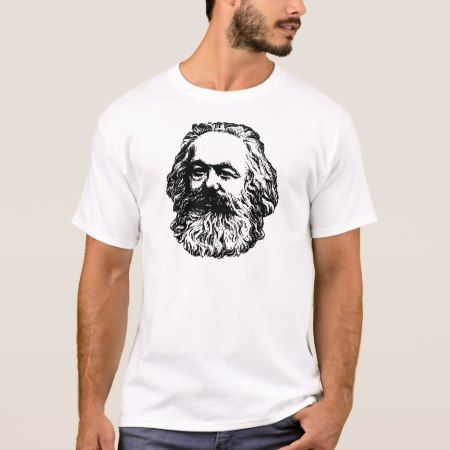 Karl Marx - Communism T-Shirt - tap, personalize, buy right now!