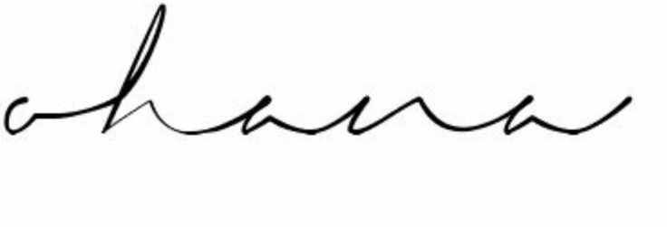 M 225 s de 1000 ideas sobre ohana tattoo en pinterest tatuajes