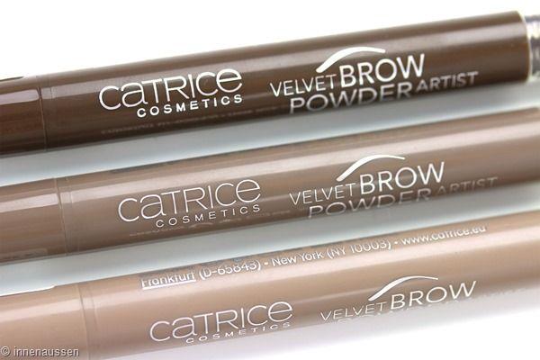 Catrice Velvet Brow Powder Artist Innen Aussen