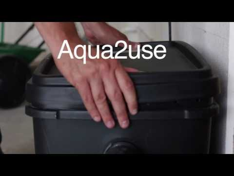 Aqua2use Grey Water Systems | Greywater Systems  - good to connect to W/D