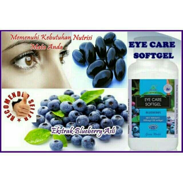 Saya menjual Eye Care Softgel Green World seharga Rp442.000. Ayo beli di Shopee! https://shopee.co.id/cosmetic_hq/48014742