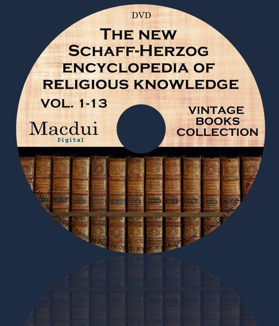 The new Schaff-Herzog encyclopedia of religious by MacduiDigital