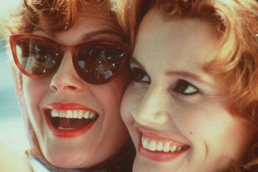 thelma and loiuse | Film du jour: Thelma & Louise
