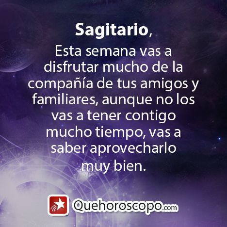 #Horoscopo #Sagitario #Amor #Trabajo #Astros #Predicciones #Futuro #Horoscope #Astrology #Love #Jobs #Astrology #Future   http://www.quehoroscopo.com/horoscopodehoy/sagitario.html