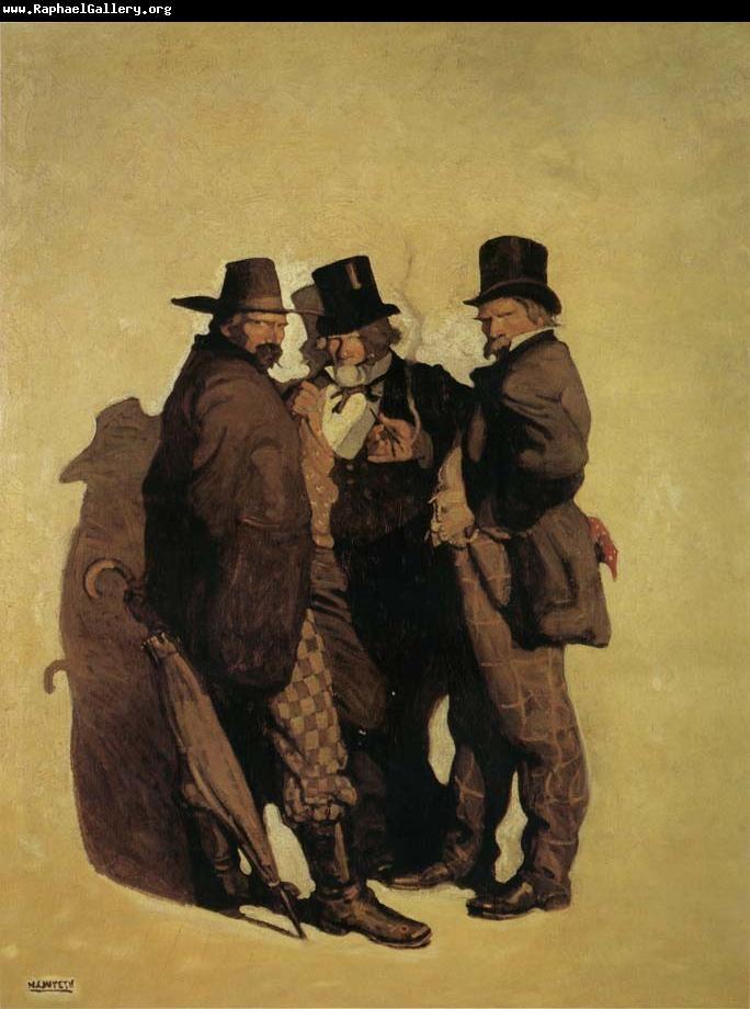 By N.C. Wyeth