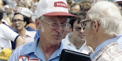 Trailblazing Indianapolis 500 Car Owner Vollstedt Passes at 99
