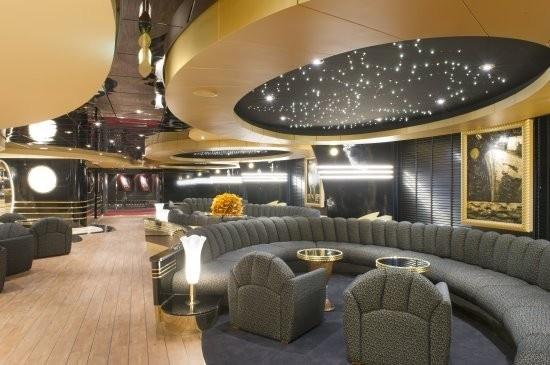 #MSCPreziosa - Dorado Piano Bar