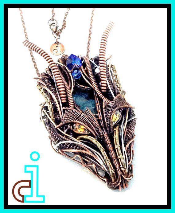 Dragons Wirewrap Tutorial Book Dragons Wire Jewelry Patterns