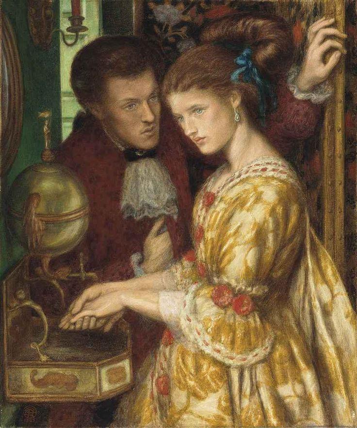 Exploring La Bella Mano • Pre-Raphaelite Sisterhood