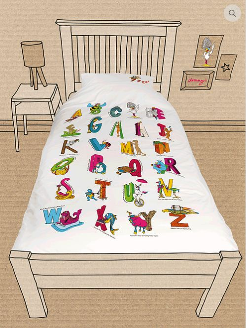 Doovay | Educational and fun duvet covers