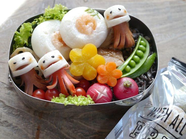 萌絵コさんの萌絵コ moeco1110 s dish photo at 2017 02 15 04 01 #snapdish #foodstagram #instafood #food #homemade #cooking #japanesefood #料理 #手料理 #ごはん #おうちごはん #テーブルコーディネート #器 #お洒落 #ていねいな暮らし #暮らし #食卓 #お弁当 #おべんとう #ランチ #おひるごはん #lunch #ちくわ星人 #ちくわ #竹輪 #ウインナー #ソーセージ #ラディッシュ https://snapdish.co/d/D0nqza
