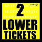 #Ticket  2 WEST VIRGINIA Mountaineers vs YOUNGSTOWN ST 9/10 NCAA College Football Tickets #deals_us