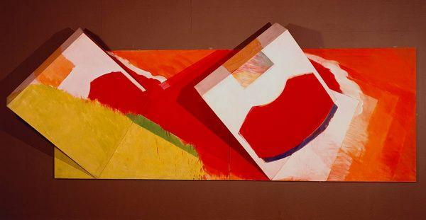 Gift Wrap, 1963 - Richard Smith
