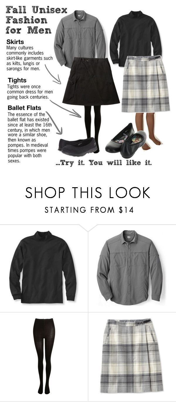 """""""Fall Fashion Ideas for Men"""" by brennk ❤ liked on Polyvore featuring SELECTED, JULIANNE, L.L.Bean, Skechers, men's fashion and menswear"""