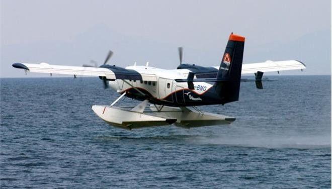 Υδροπλάνα: Το ιπτάμενο «γεφύρι της Αρτας» www.sta.cr/2GJA6