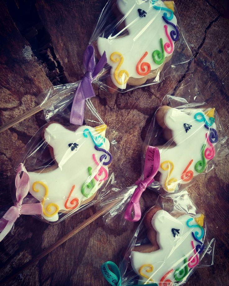 Cookies unicornio
