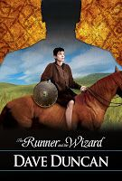 Young Ivor dreams of being a swordsman, but until he can grow a beard he's limited to being a runner, carrying messages for their lord, Thane Carrak. That's usually boring, but this time Carrak has sent him on a long journey to summon the mysterious Rorie of Ytter. Rorie is reputed to be a wizard—or an outlaw, or maybe a saint—but the truth is far stranger, and Ivor suddenly finds himself caught up in a twisted magical intrigue that threatens Thane Carrak and could leave Ivor himself very…