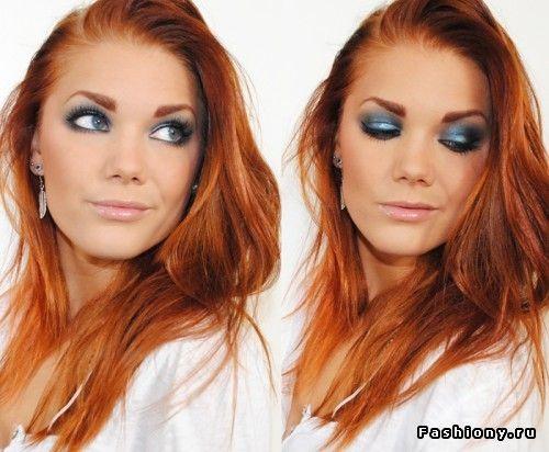 Linda Hallberg - make up blogger
