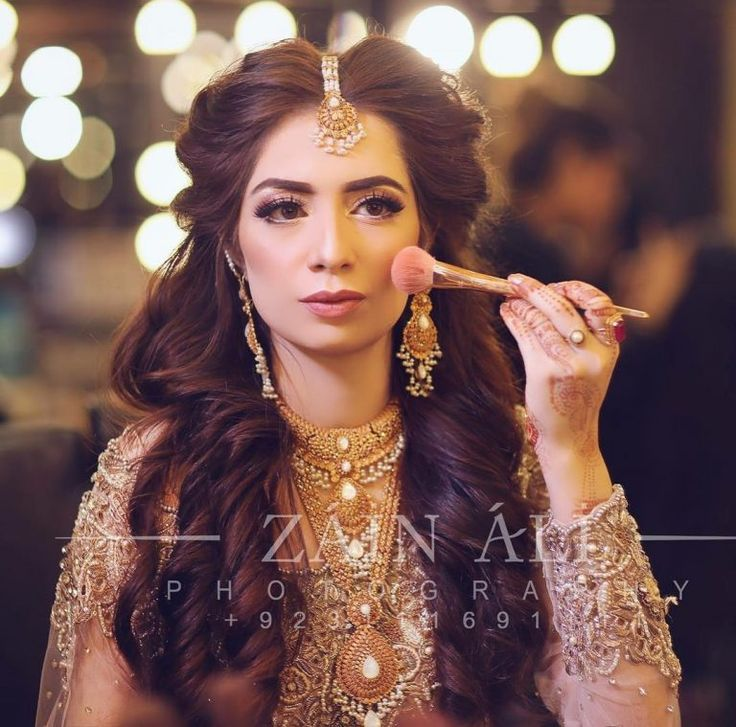 Pakistani Brides Are Setting Some Serious Bridal Goals