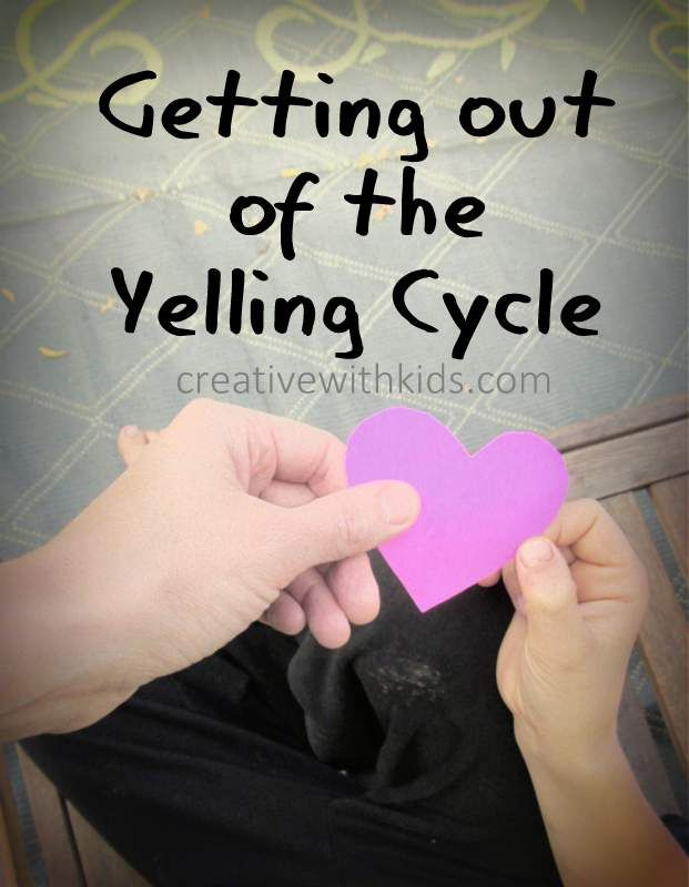 Good read, even if you're not a yell-er. The Day I Realized I was Bullying My Kids