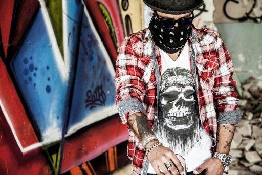 Tshirt Hype Skull