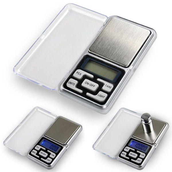 0.01gx200g Mini Digital Jewelry Pocket Scale Gram Precise Weighing Balance D_L = 1712873796