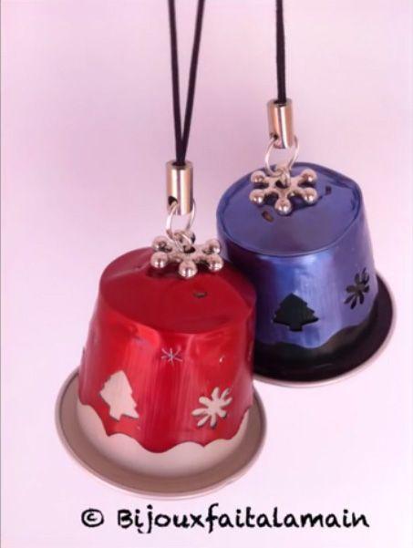 Las campanas navideñas y la estrella son uno de los adornos más clásicos y queridos para adornar nuestro hogar y sobre todo, el árbol de Navidad en las próximas fiestas. ¿Te gustaría saber cómo realizarlas tú mismo en casa con cápsulas de nespresso recicladas? Pués no te pierdas los siguientes DIY