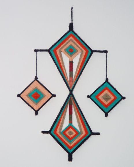 Mandala Decorativa Simbolo da Justiça