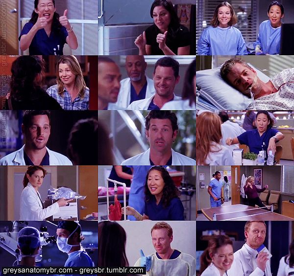 Grey's Anatomy 2013 Season | Grey's Anatomy – Season 9 Bloopers | The Fan Sites Network News ...
