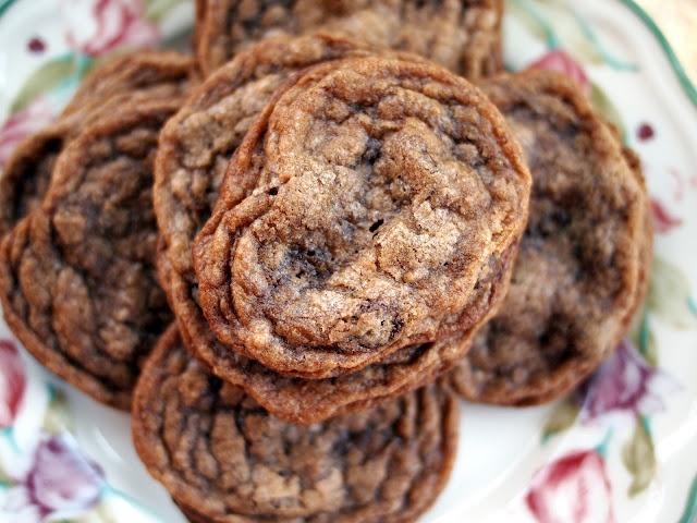 Giada's Nutella Cookies