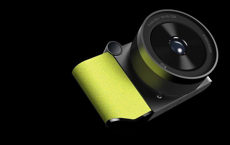 Moai Modular Camera David DH Suh Design