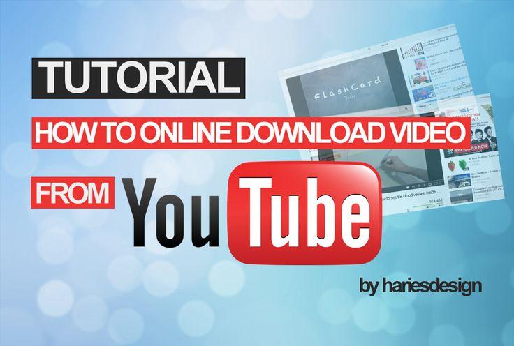 Tips Download Video Youtube secara online
