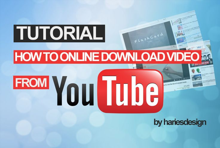 Tips Download Video Youtube secara online